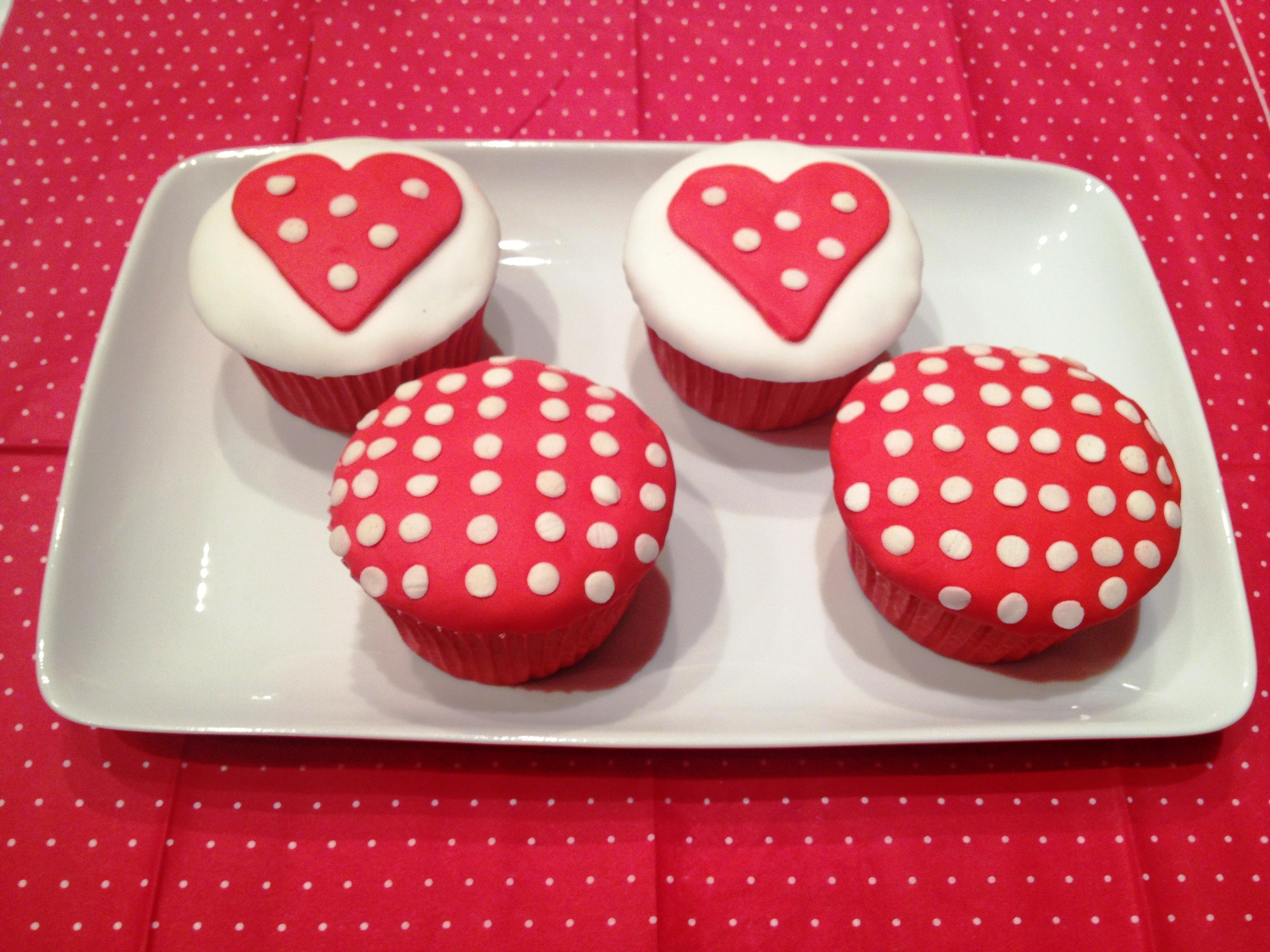 Cupcakes Gominos