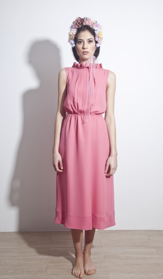 Etoile rosa
