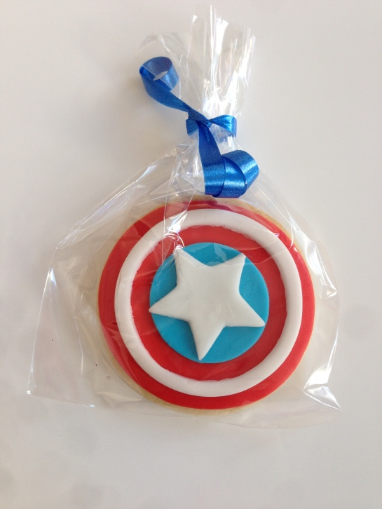 Galleta_Capitan_America