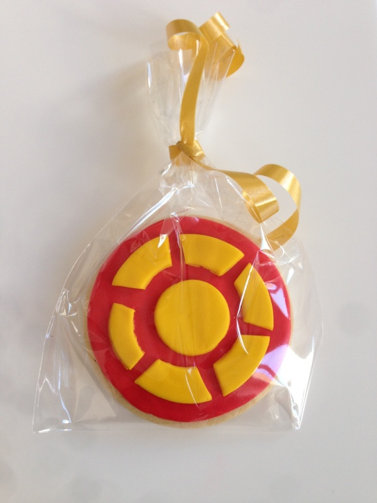 Galleta_Iron_Man